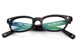 "uniform experiment x Stussy ""Hiroshi"" Glasses Fall/Winter 2010"
