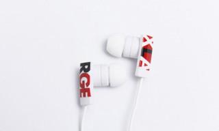 XLarge x Elecom Earbud Headphones