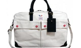 Yoshida x Kitsuné 75th Anniversary Duffle Bag