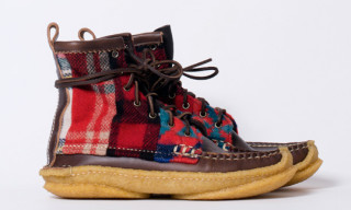 Yuketen Hunt Boots Red Brown Quilt Fall 2010