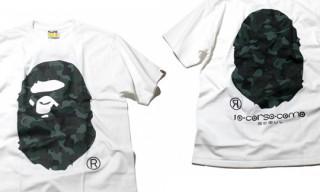 10 Corso Como Seoul x Bape T-Shirt