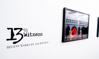 Recent Works by 13th Witness at Reed Space – Exhibition Recap