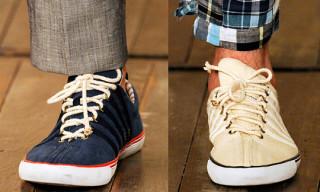 Billy Reid x K-Swiss Spring 2011 Sneaker Preview