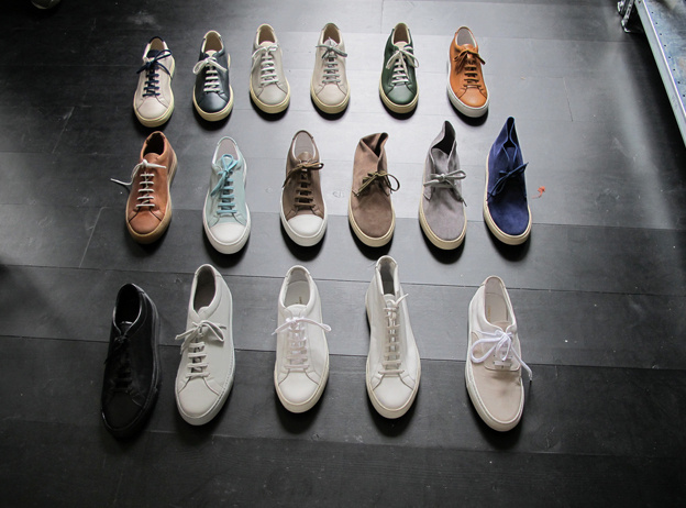 super popular 22d90 beeaa Common Projects Spring Summer 2011 Footwear Preview Highsnobiety outlet