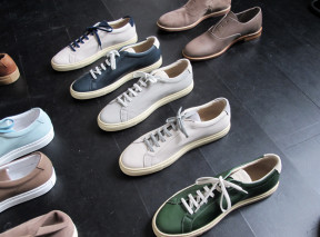pretty nice 424e2 6ec4f ... Common Projects Spring Summer 2011 Footwear Preview. By David Fischer  in Sneakers Sep 9, ...