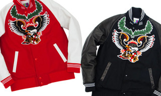 "Facetasm ""Bald Eagle"" Stadium Jackets"