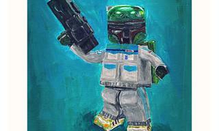 John Woo for Highsnobiety – LEGO Boba Fett wears adidas
