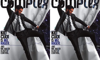 Kid Cudi Covers Complex's Oct/Nov 2010 Issue