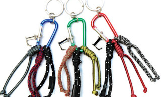 Lanvin Karabiner Key Holder
