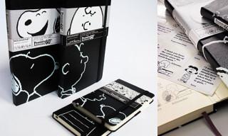 Moleskine for Peanuts 60th Anniversary Notebooks