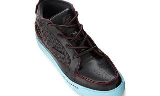 Nike Aina Chukka – Burgandy Leather