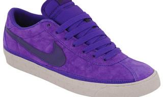Nike SB Bruin Purple Suede