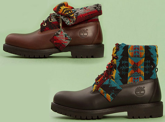 Timberland x Pendleton x Opening Ceremony Collab Brings