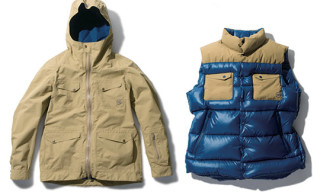 SOPHNET FsF Down Vests & 2L Mountain Parkas