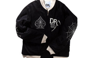 The Real McCoys x DRx Widow Maker Tour Jacket
