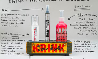 Tom Sachs x Krink Marker Set