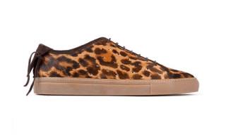 Trussardi 1911 Leopard Sneakers Spring/Summer 2011