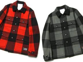 Undercover Buffalo Plaid Wool Jacket | Highsnobiety