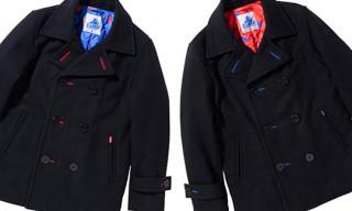 XLARGE® x Alpha Industries Pea Coat