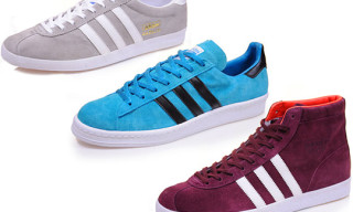 adidas October 2010 Releases – Campus, Stan Smith, Center, Gazelle