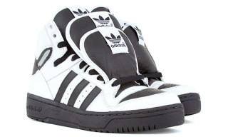 adidas Originals by Originals Jeremy Scott Fall/Winter 2010 JS 3 Tongue