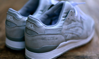 "Asics Gel Lyte III ""Nice Kicks 2.0"" Preview"