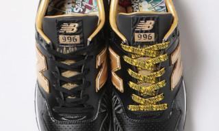 atmos x Secret Base New Balance M996