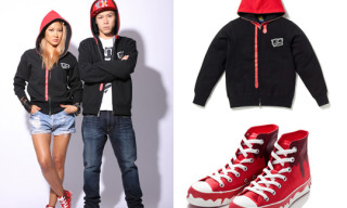 Ice Cream Fall/Winter 2010 – Drippy Parka and Drippy Sneakers
