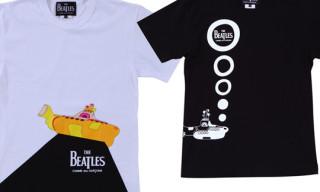 The Beatles Comme des Garcons T-Shirt Collection