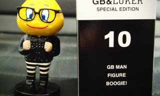 "Luker by Neighborhood x GB ""GB Man"" Figure"