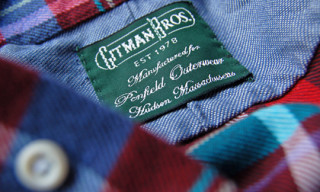 Gitman Brothers for Penfield Fall/Winter 2010