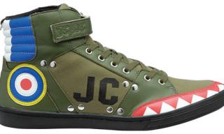 Gola x JC de Castelbajac Spring/Summer 2011 Footwear