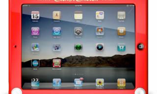 "Headcase ""Etch A Sketch"" iPad Case"