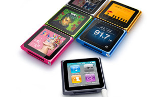 Apple iPod nano with Multi-Touch – An Official Look
