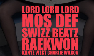 Music: Kanye West featuring Mos Def, Swizz Beatz, Raekwon, Charlie Wilson – Lord Lord Lord
