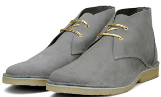 Kitsune x Pierre Hardy Fall/Winter 2010 Desert Boots