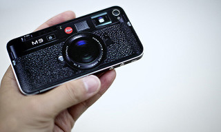 Leica M9 iPhone Skin