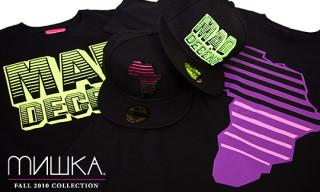 Mishka NYC x Mad Decent Fall 2010 – New Era Caps and T-Shirts