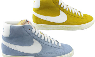 Nike Blazer Mid Vintage QS Pack Fall 2010