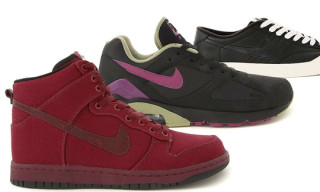 Nike Holiday 2010 – Air 180, All Court, Dunk Hi Premium