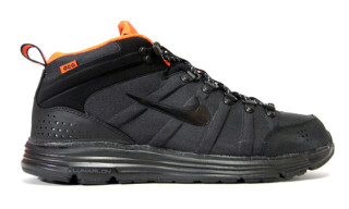 Nike Sportswear Lunar Macleay Black/Team Orange Holiday 2010