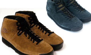 Nike Sportswear Air Magma Fall 2010 – Rustic Brown and Black