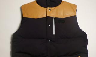 Nike Sportswear NSW 800 Goose Down Vest Fall/Winter 2010