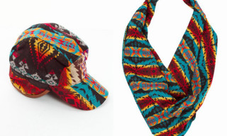 Pendleton Meets Opening Ceremony Fall/Winter 2010 Accessories