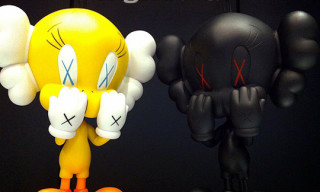 Original Fake KAWS Tweety Toys – Another Look