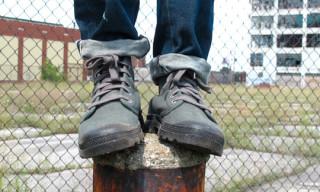 Palladium Boots Fall 2010 Lookbook