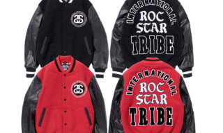 "Roc Star x Stussy ""Roc Star Tribe"" Fall/Winter 2010 Collection"