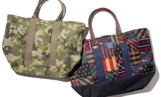 Rugby Ralph Lauren Tote Bags Fall/Winter 2010