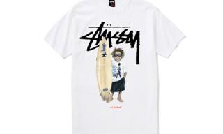 "Stussy x Applebum ""Surfman"" T-Shirt"