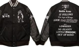 Stussy x Kostas Seremetis Varsity Jacket Fall 2010